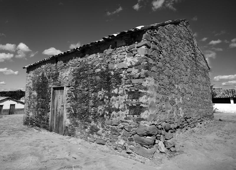 Casa da pólvora.