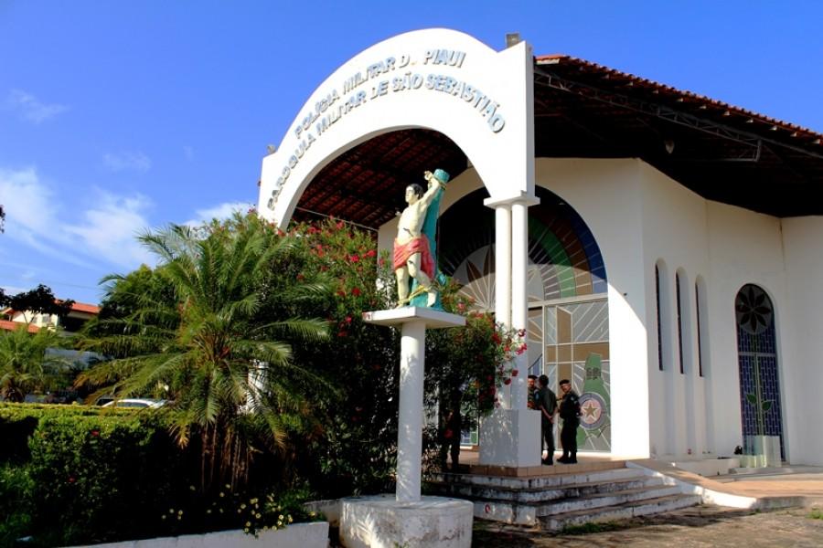 Igreja de São Sebastião - Paróquia Militar