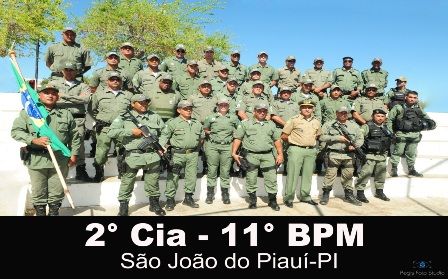 IPMs da 2ª Cia do 11º BPM participam de caminhada contra abuso sexual